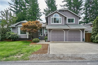 Maple Valley Single Family Home For Sale: 21617 SE 271st Place