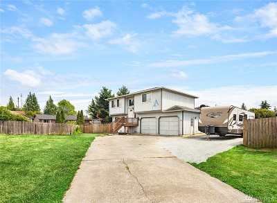 Snohomish County Single Family Home For Sale: 7651 275th St NW