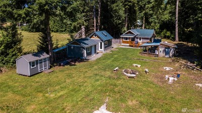 Deming Single Family Home For Sale: 5463 Mosquito Lake Rd