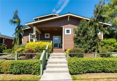 Skagit County Single Family Home For Sale: 1214 5th St