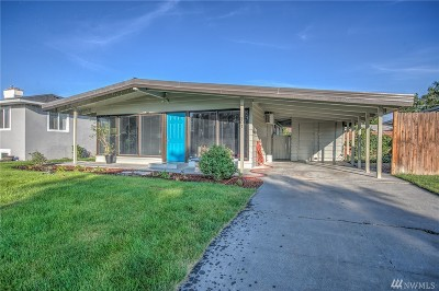 Moses Lake Single Family Home For Sale: 807 S Juniper Dr