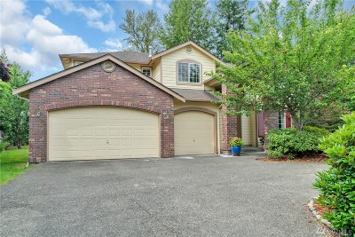 Sammamish Single Family Home For Sale: 24845 NE 3rd Place