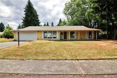 Lacey Single Family Home For Sale: 6009 15th Ave SE