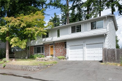 Snohomish County Single Family Home For Sale: 23011 94th Place W