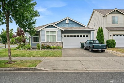 Lacey Single Family Home For Sale: 8705 Webster Dr NE