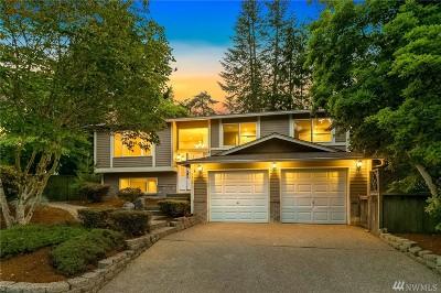 Renton Single Family Home For Sale: 4315 NE 22nd Ct