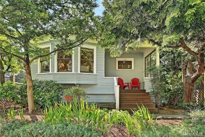 King County Single Family Home For Sale: 519 Bellevue Ave E