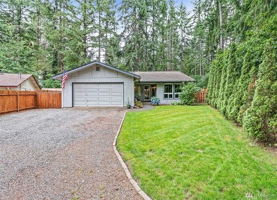 Gig Harbor Single Family Home For Sale: 13907 Lakeview Wy NW