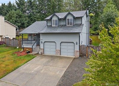 Puyallup Single Family Home For Sale: 2826 Larkspur Dr