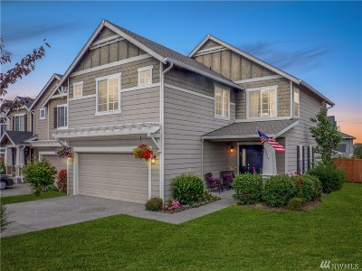 Skagit County Single Family Home For Sale: 800 Crested Butte Blvd
