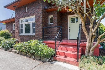 Seattle Single Family Home For Sale: 119 N 74th St