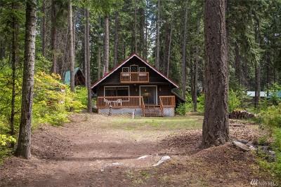 Leavenworth Single Family Home For Sale: 22505 Saddle St