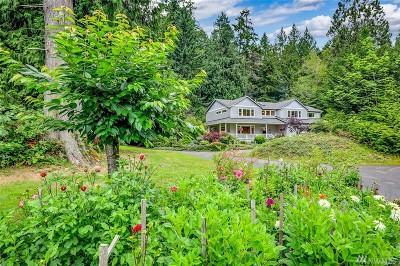 Bainbridge Island Single Family Home For Sale: 4648 Island Ave NE