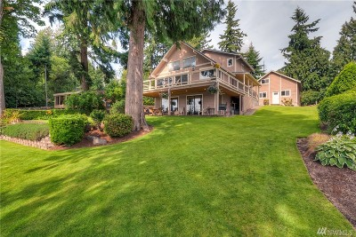 Lake Tapps WA Single Family Home For Sale: $949,950