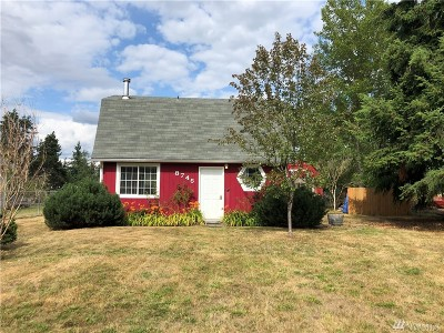 Yelm Single Family Home For Sale: 8745 Thuja Ave SE