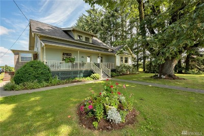 Lynden Single Family Home For Sale: 1432 Haveman Rd