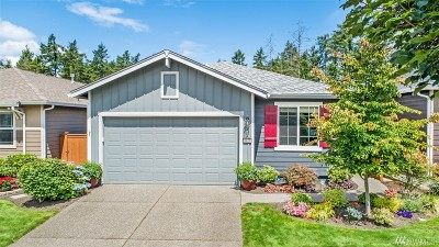 Lacey Single Family Home For Sale: 8420 Vashon Dr NE
