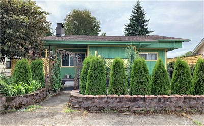 Single Family Home For Sale: 1121 J St