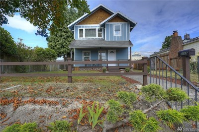 Tacoma Single Family Home For Sale: 3122 N Huson St