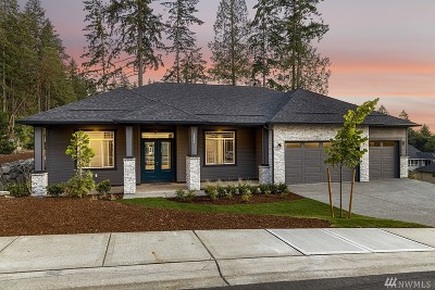 Gig Harbor Single Family Home For Sale: 2406 87th St Ct NW