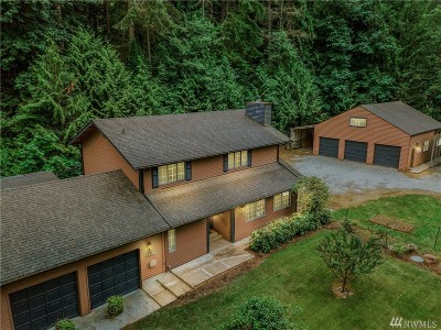 Snohomish Single Family Home For Sale: 19210 130th Place SE