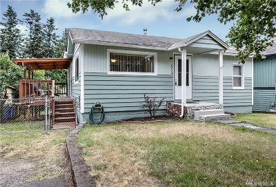Tacoma Single Family Home For Sale: 2934 40th Ave NE