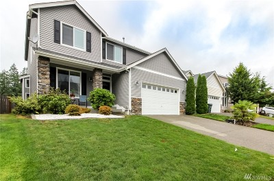Puyallup Single Family Home For Sale: 15418 67th Av Ct E