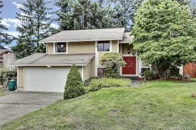 Federal Way Single Family Home For Sale: 306 SW 325th Place