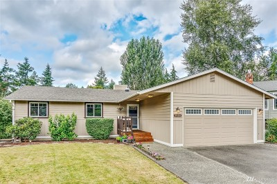 Bothell Single Family Home For Sale: 2120 178th St SE