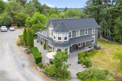 Gig Harbor Single Family Home For Sale: 3122 96th St NW