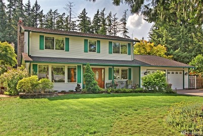 Bellevue Single Family Home For Sale: 2319 166th Ave SE
