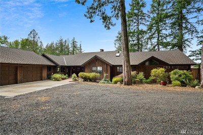 Olympia Farm For Sale: 9215 Hunter Point Rd NW