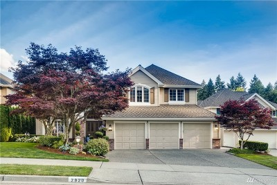 Bothell Single Family Home For Sale: 2920 213th St SE
