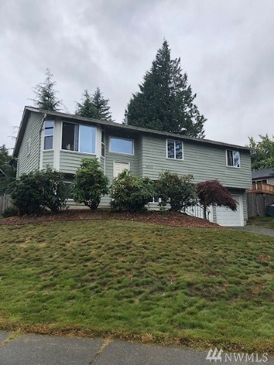 Everett Single Family Home For Sale: 14522 60th Ave SE