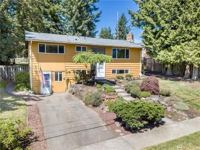 Renton Single Family Home For Sale: 12806 SE 161st St