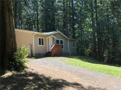 Shelton Single Family Home For Sale: 1124 E Sunset Hill Rd