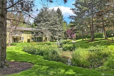 Kirkland Condo/Townhouse For Sale: 12603 100th Lane NE #K 251