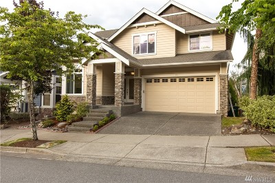 Issaquah Single Family Home For Sale: 842 Big Tree Dr NW