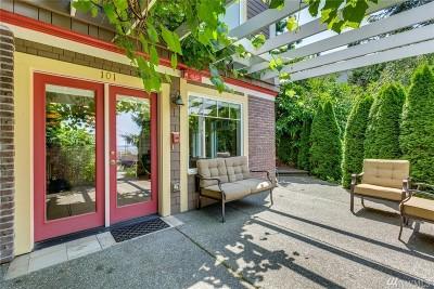 Bellingham Condo/Townhouse For Sale: 1000 N Garden #B101