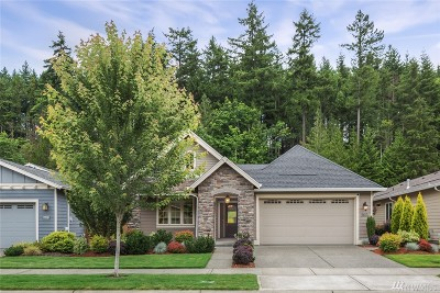 Bonney Lake Single Family Home For Sale: 14707 Knoll Park Ct E