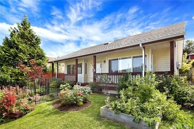 Bellingham Single Family Home For Sale: 127 S 41st St