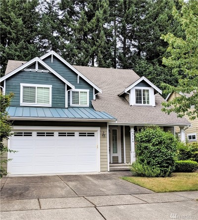 Olympia Single Family Home For Sale: 3748 6th Ave NW