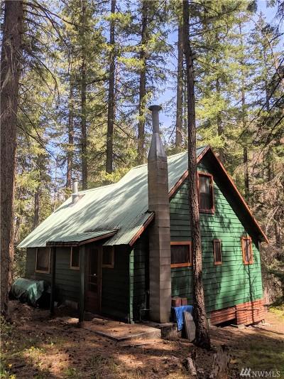 Leavenworth Single Family Home For Sale: 4 Hatchery Creek Rd