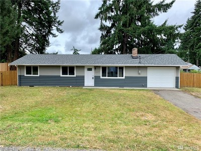 Pierce County Single Family Home For Sale: 1612 Hume St S