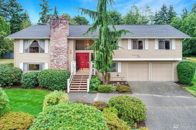 Lynnwood Single Family Home For Sale: 1526 143rd Place SW