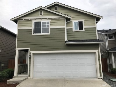 Marysville Condo/Townhouse For Sale: 4748 147th Place NE