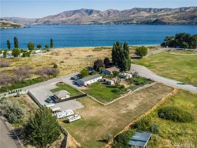 Chelan, Chelan Falls, Entiat, Manson, Brewster, Bridgeport, Orondo Residential Lots & Land For Sale: 42 S Madeline Rd