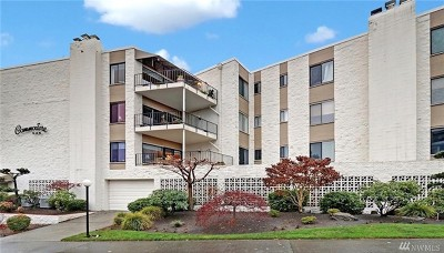 Edmonds Condo/Townhouse For Sale: 546 Alder St #206