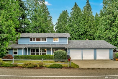 Sammamish Single Family Home For Sale: 21650 SE 33rd Place