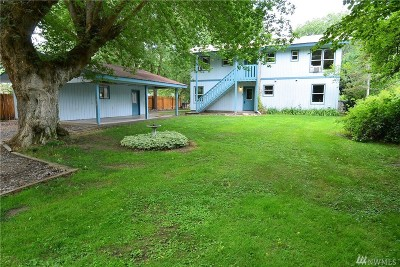 Cashmere Multi Family Home For Sale: 5141 Mission Creek Road